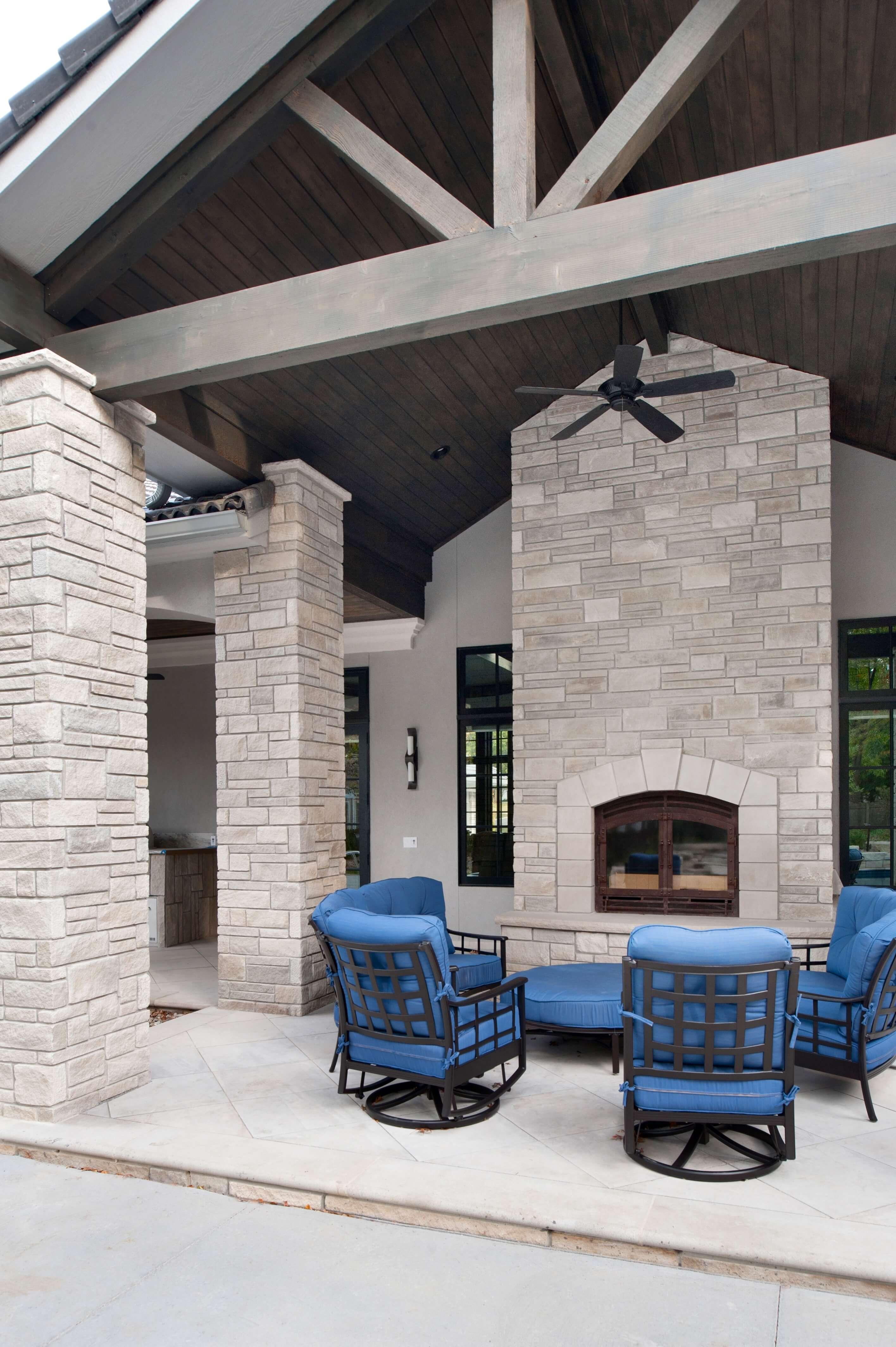Indiana Limestone Thin Veneer Berkshire