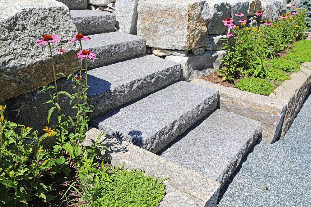 Steps &treads TEST - Swenson Granite