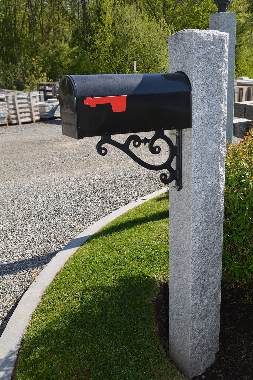 Granite Posts - Swenson Granite