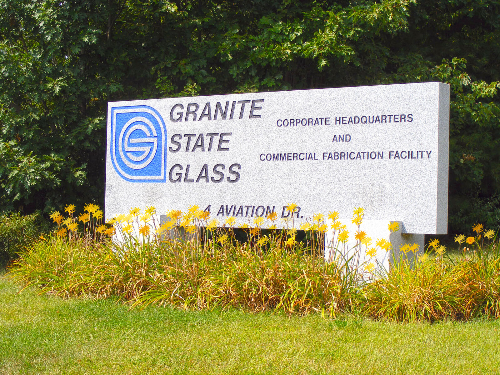 Signs - Swenson Granite