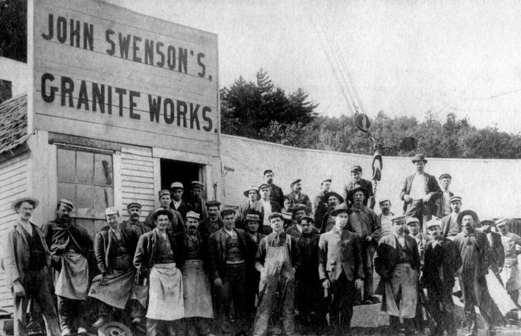 About Us Swenson Granite Works 2 Swenson Granite 100