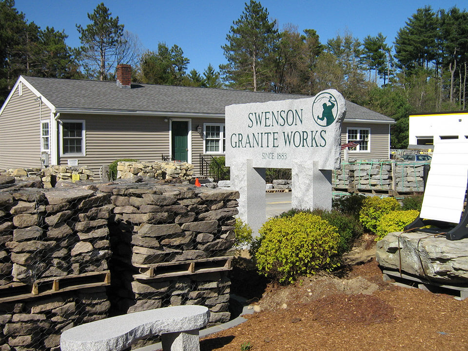 Amherst Swenson American Granite Products