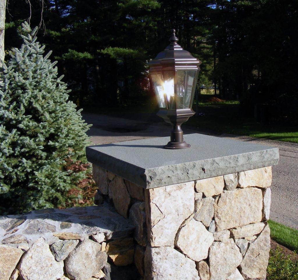 Bluestone Pillar Cap 1588 Swenson Granite 100 Natural