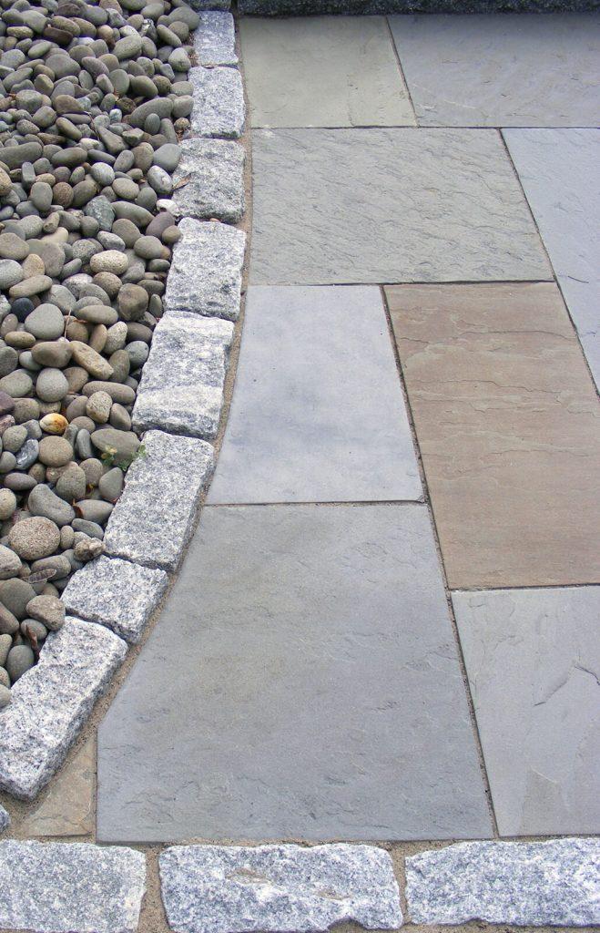 Gray Cobblestones 1617 Swenson Granite 100 Natural Stones
