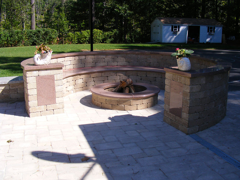 Coping, Cap & Trim - Swenson Granite