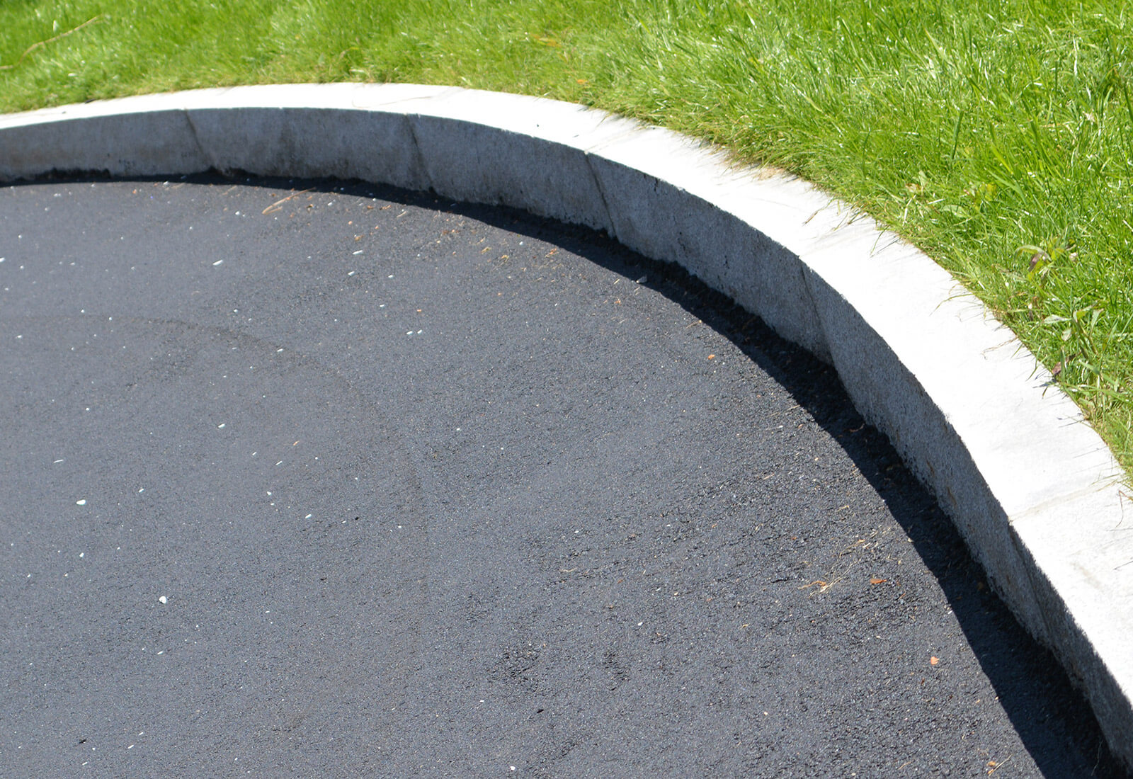 Granite Curbing - Swenson Granite