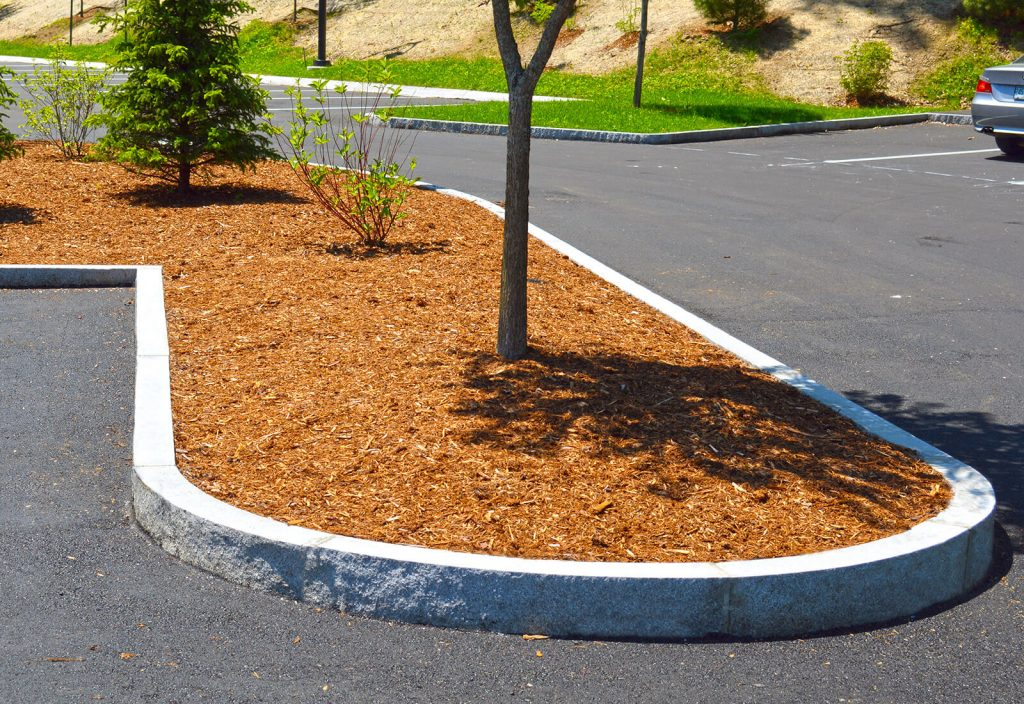 Curbing Concord Gray 420 Swenson Granite 100 Natural