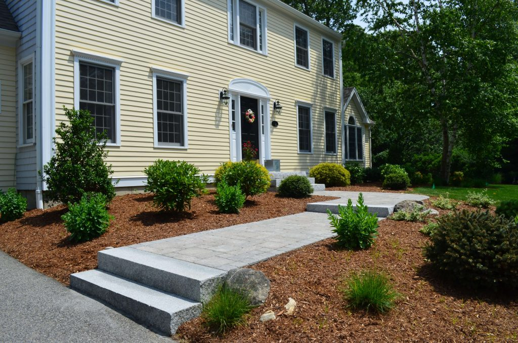 Steps And Treads Woodbury Gray Granite 1431 Swenson