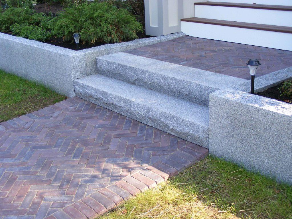 Steps And Treads Woodbury Gray Granite 1440 Swenson