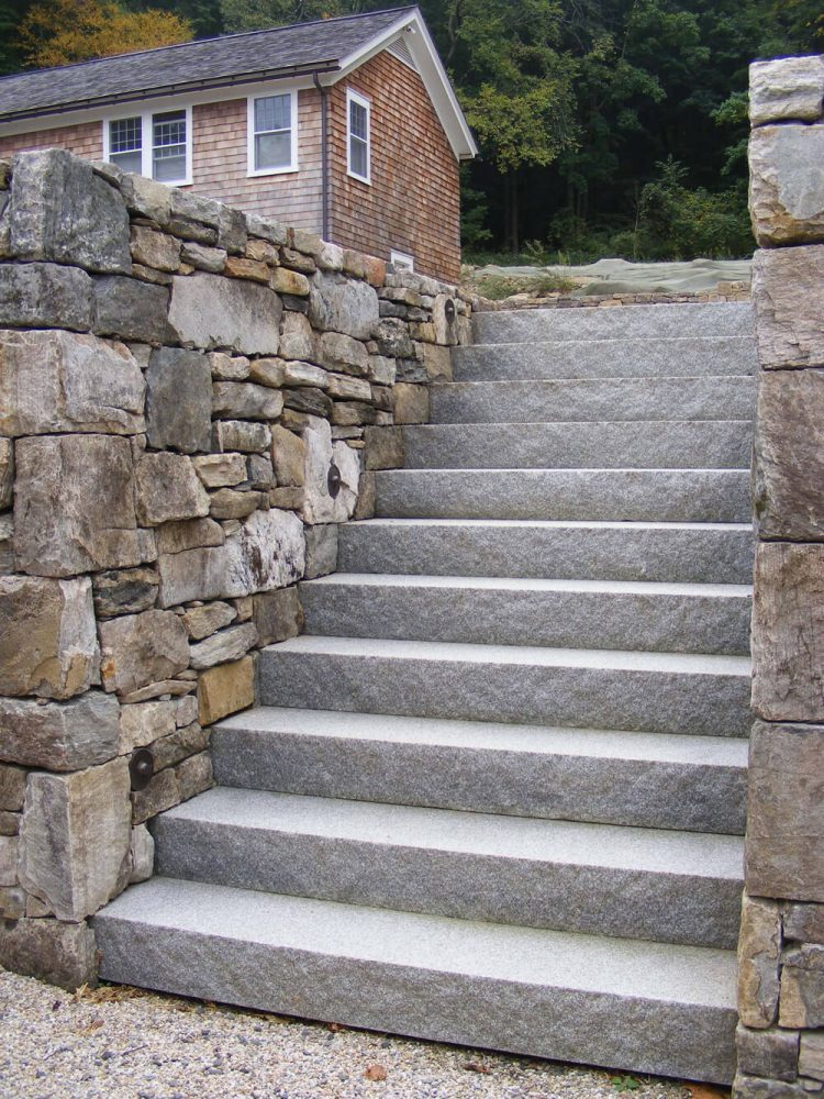 Marble Wall Stairs : Steps and treads swenson american granite products