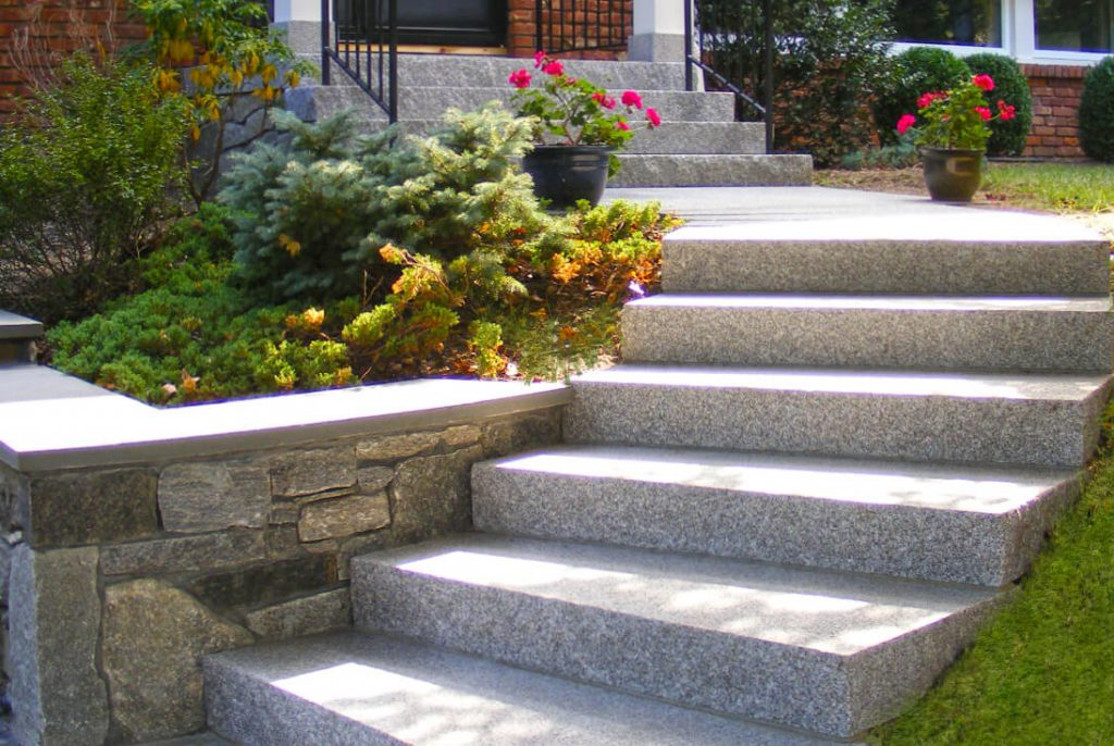 Steps And Treads 293 Swenson Granite 100 Natural Stones