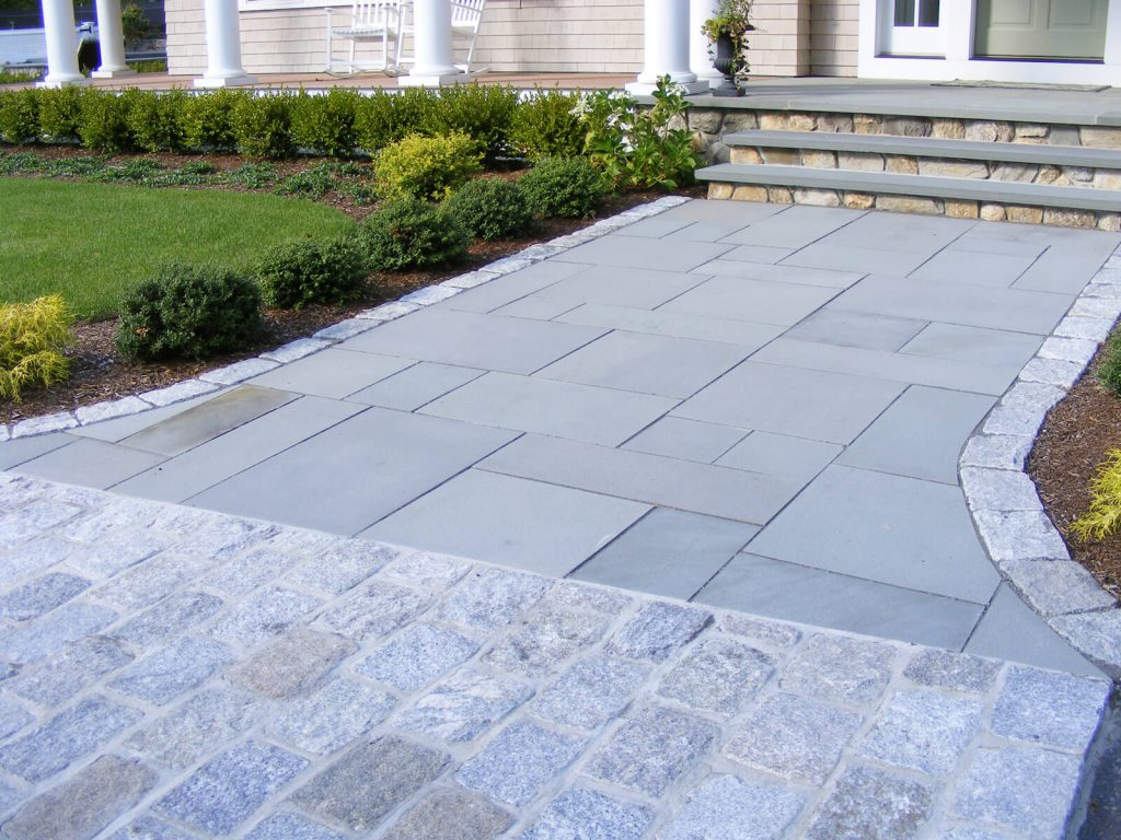 Walkway Bluestone 1495 Swenson Granite 100 Natural Stones