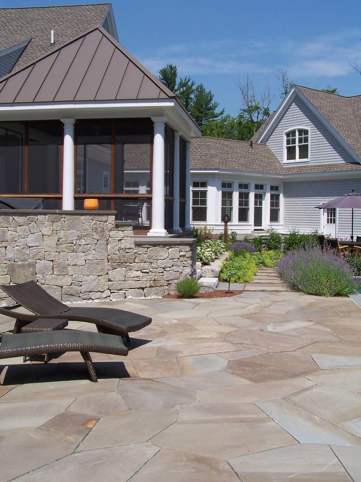 Walkways &patios - Swenson Granite
