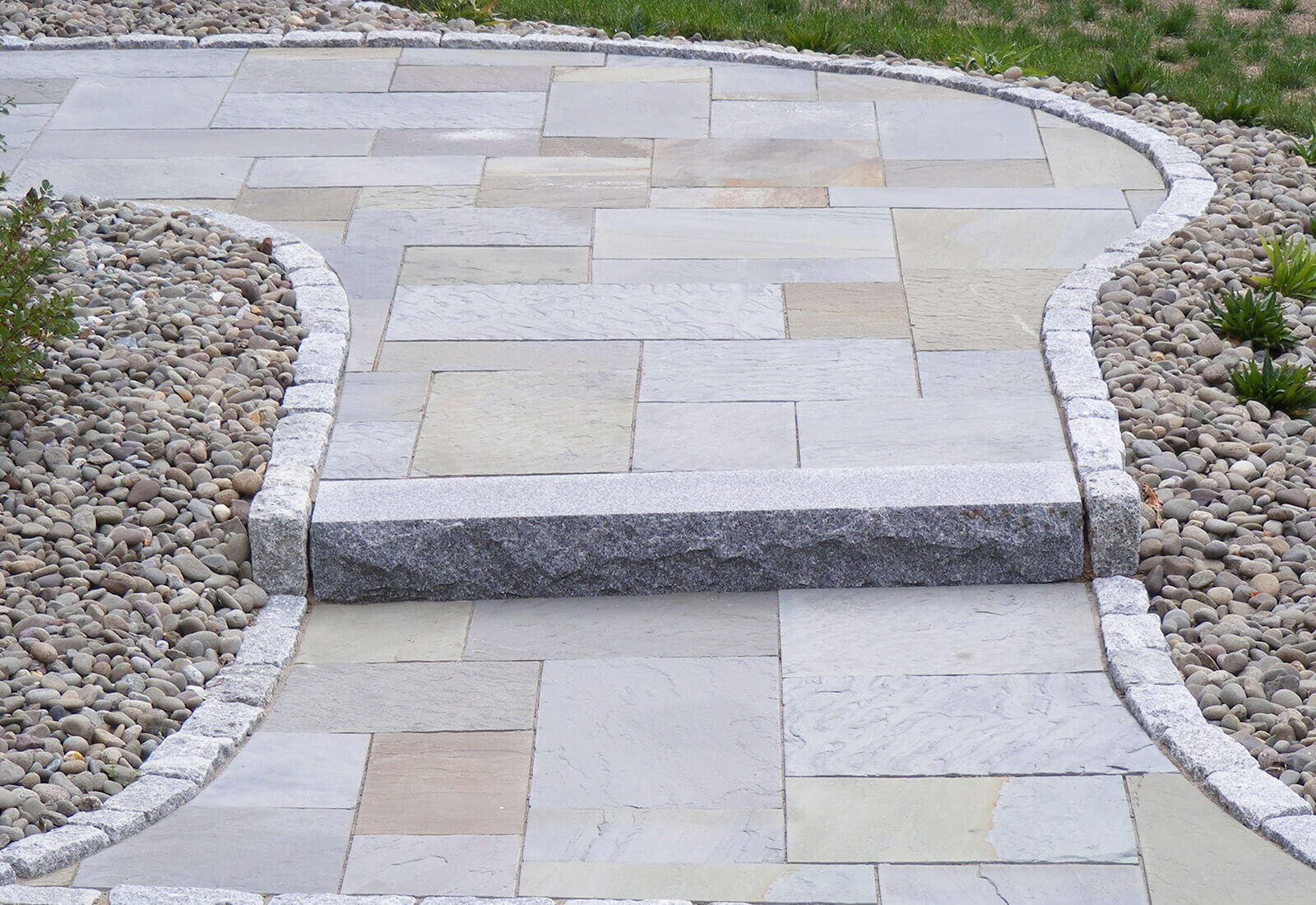 Spacer Walkways U0026 Patios   Swenson Granite Zoom. Stone: Bluestone
