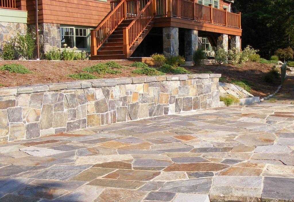 Walkways And Patios Saratoga 385 Swenson Granite 100