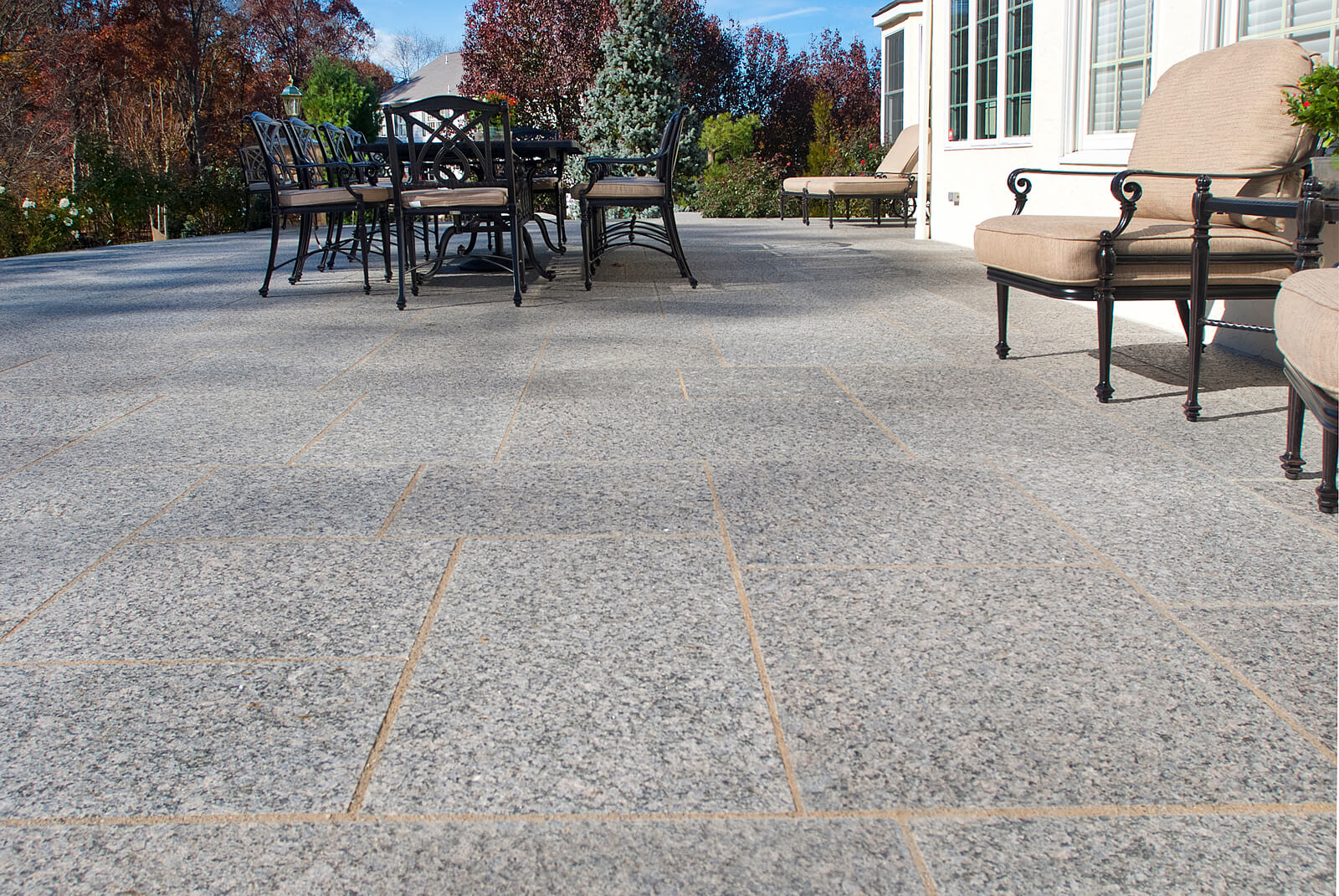 Walkways & patios - Swenson Granite