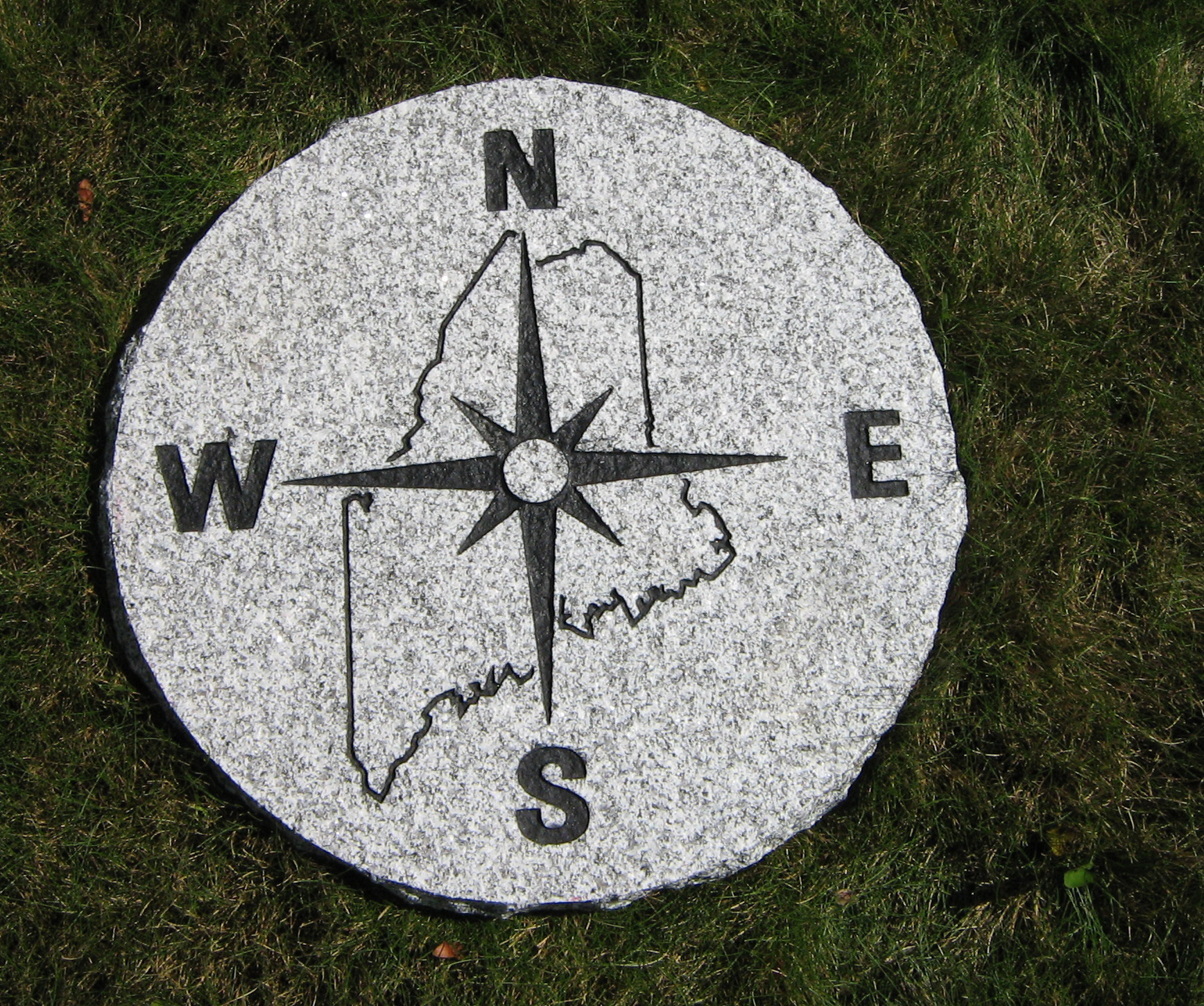 woodbury gray_maine compass