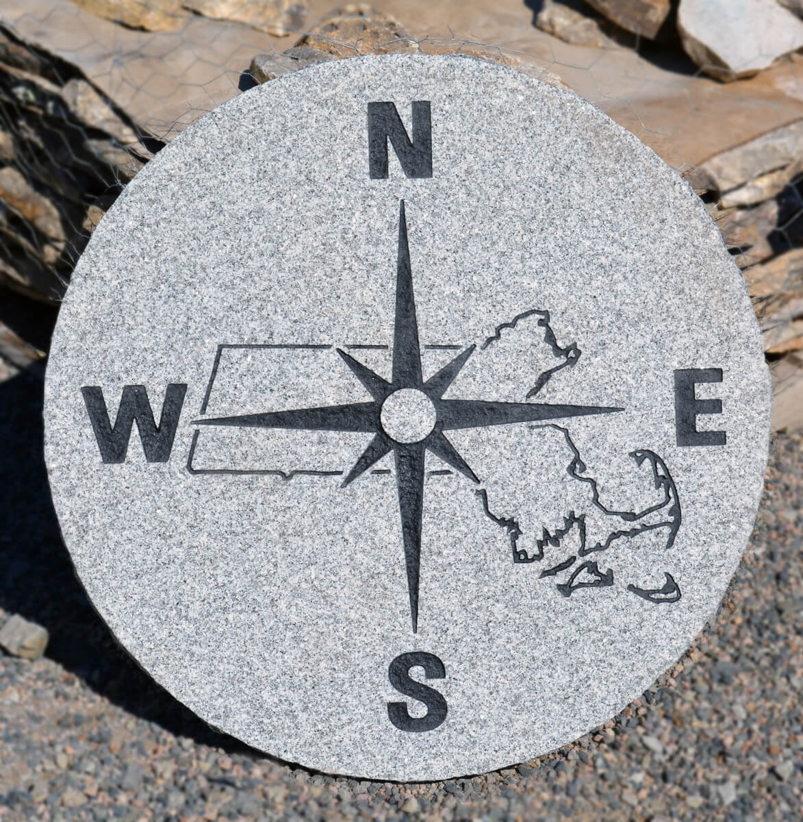 woodbury gray mass compass