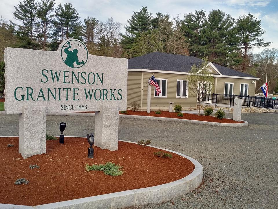 South Hadley Swenson American Granite Products
