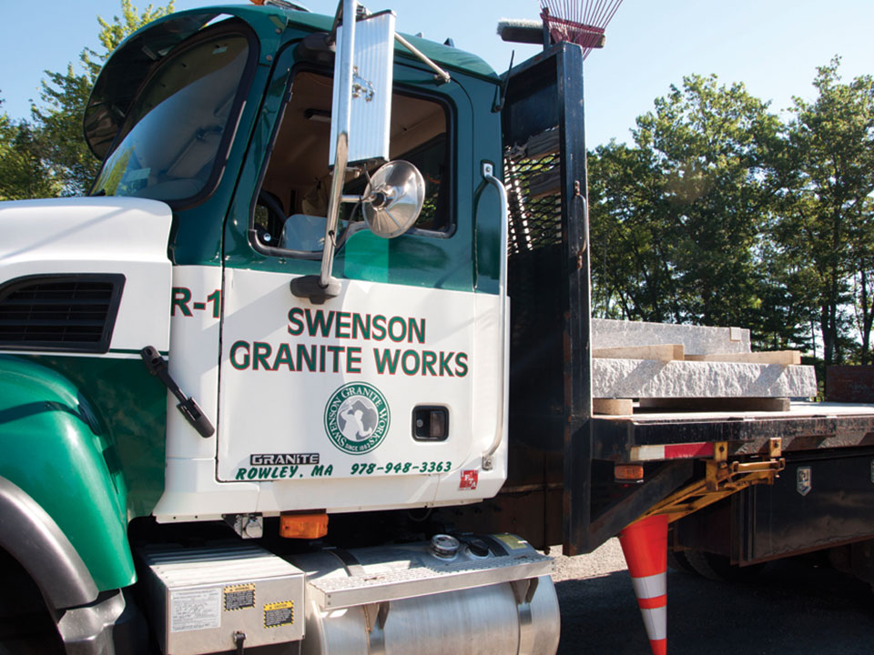 Hanover Swenson American Granite Products