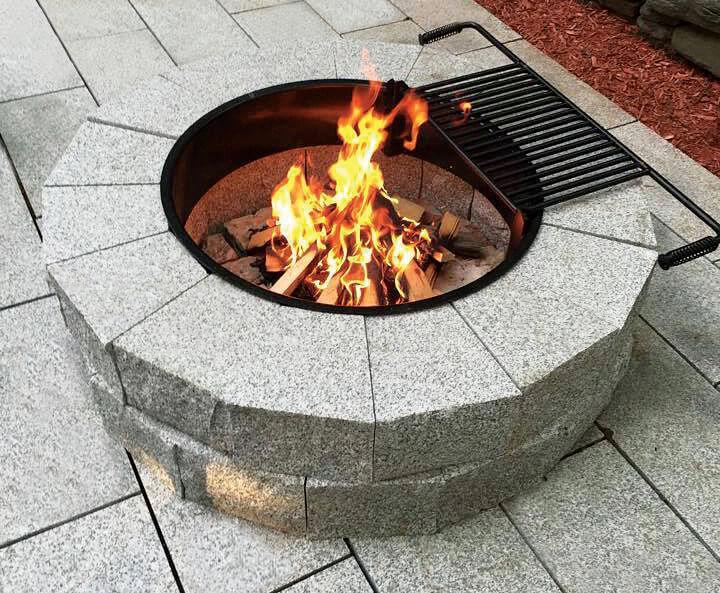 Fire Pits - Swenson Granite