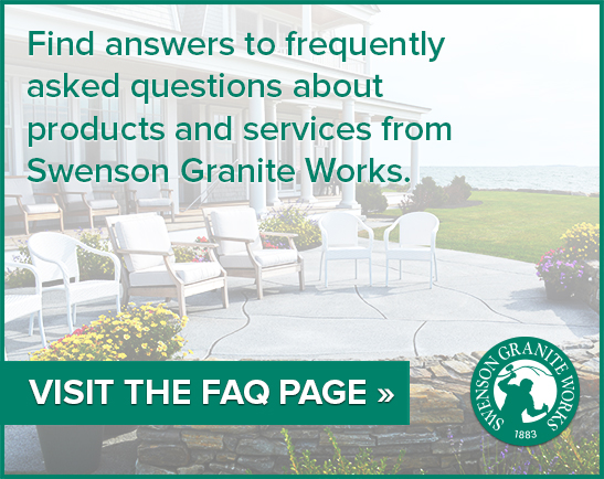 Swenson Frequently Asked Questions Button